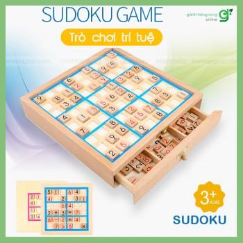 Bộ boardgame trò chơi giải đố Sudoku 1