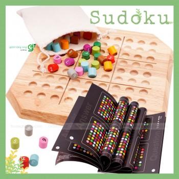 Bộ boardgame trò chơi giải đố Sudoku 2
