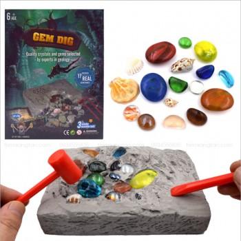 Bộ trò chơi khảo cổ ngọc quý