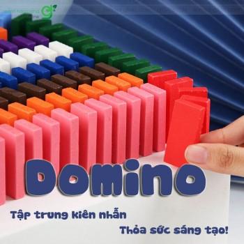 Bộ trò chơi xếp hình Domino